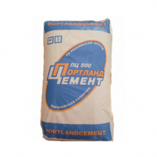 Цемент М500 40 кг