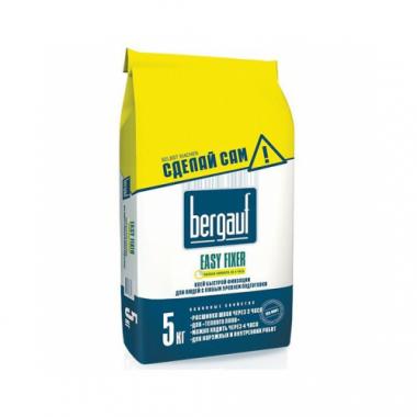 Bergauf Easy Fixer Клей быстрой фиксации для людей с любым уровнем подготовки 5кг