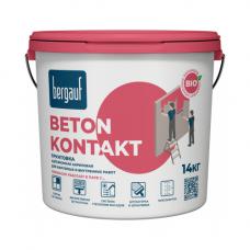Bergauf Бетон-Контакт адгезионная грунтовка 14 кг