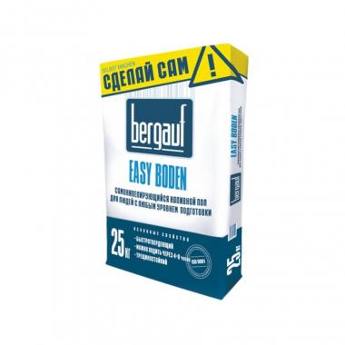 Bergauf Easy Boden самонивилирующийся наливной пол 25 кг