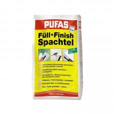 Pufas Шпаклёвка универсальная Instant Spachtel готовая 20 кг