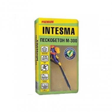 Unis INTESMA пескобетон М-300 40кг
