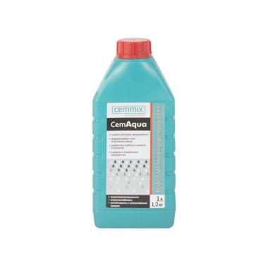Cemmix Водоотталкивающая добавка CemAqua 1 л
