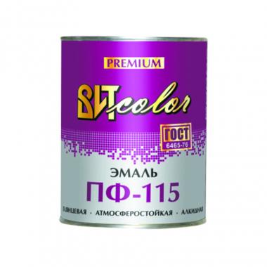 Витеко Эмаль ПФ-115 СЕРАЯ 1,8кг
