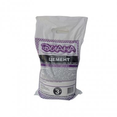 Диана Цемент белый 5 кг