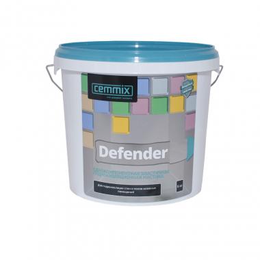 Cemmix Кремообразная защита от наводнений, протечек Defender 5 л