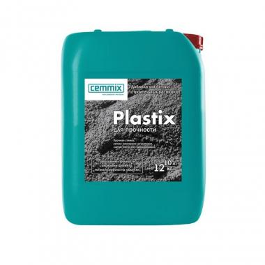 Cemmix Пластификатор Plastix 10 л