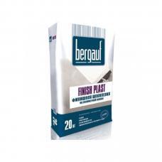 Bergauf Finish Plast Шпаклевка финишная полимерная для тонкослойного выраванивания 20 кг