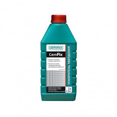 Cemmix Ускоритель набора прочности CemFix 1л