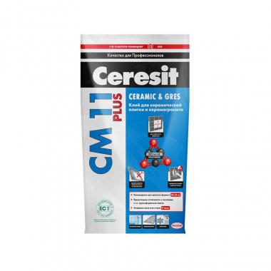 Ceresit СМ-11 plus клей для плитки 5 кг
