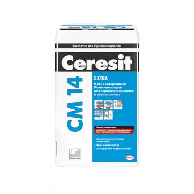 Ceresit СМ-14 клей для плитки 25 кг
