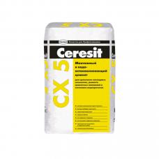 Ceresit Церезит СХ-5 Цемент монтажн. и водоостан.
