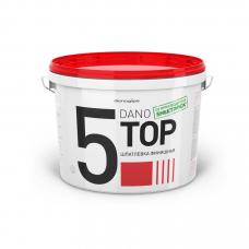 Danogips Финишная шпатлёвка под окраску DANO TOP 5 10л