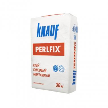 Knauf Перлфикс клей гипсовый монтажный 30 кг