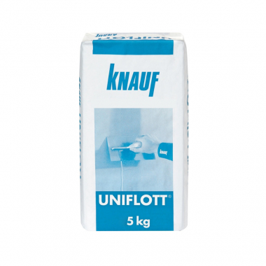 Knauf УНИФЛОТ шпатлевка 5 кг