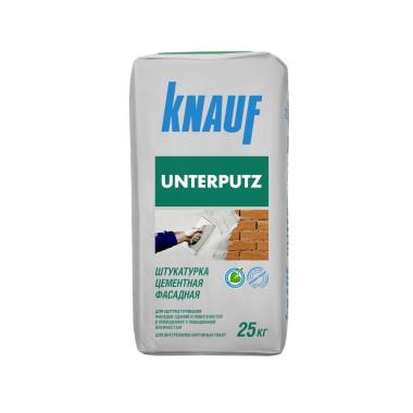 Knauf Унтерпутц  штукатурка цементная 25 кг