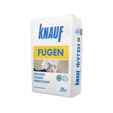 Knauf ФУГЕН шпаклевка гипсовая 25 кг