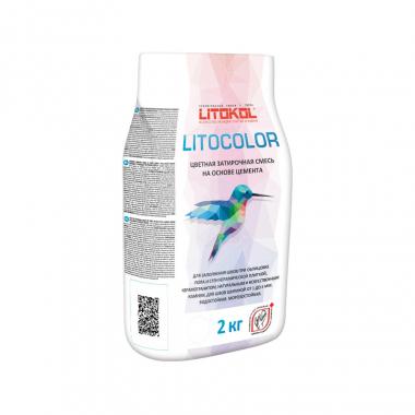 Litokol LITOCOLOR L.00 Белый 2 кг