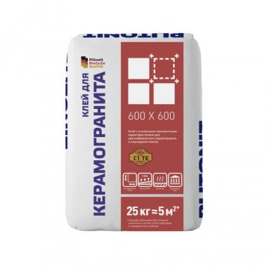 Плитонит Клей для Керамогранита 600х600 5 кг
