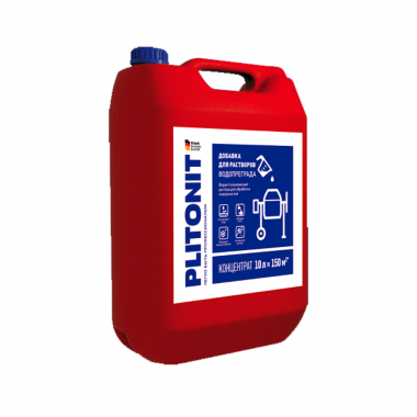 Плитонит ВодоПреграда водоотталкивающий раствор 0,9 кг