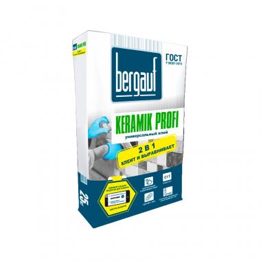 Bergauf Клей универсальный Keramik Profi 25 кг