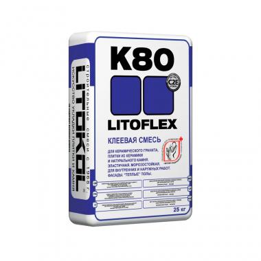 Litokol LITOFLEX К-81 белый клеевая смесь 25 кг