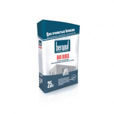 Bergauf Bau BLOCK штукатурка для выравнивания и ремонта ячеистых блоков 25 кг