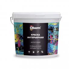 Obern Краска интерьерная Влагостойкая 14 кг