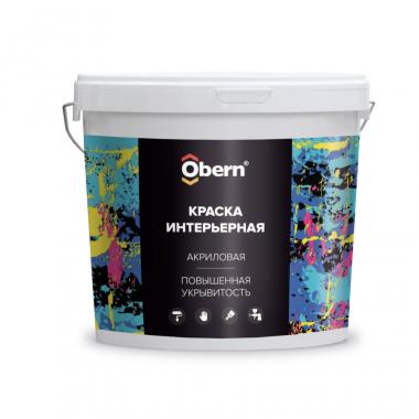 Obern Краска интерьерная Влагостойкая 7 кг