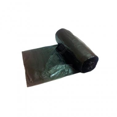 Мешок ПНД черный 15 мкм 60 л