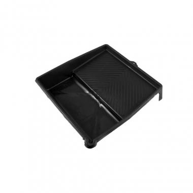 Ванночка, Кювета  пластиковая Черная 330х350 мм